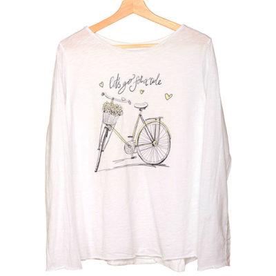 camiseta-algodon-estampada-bici