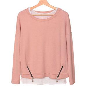 camiseta-doble-cremallera-rosa