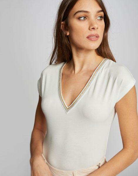 dedo-camiseta-manga-corta-blanca-morgan-1