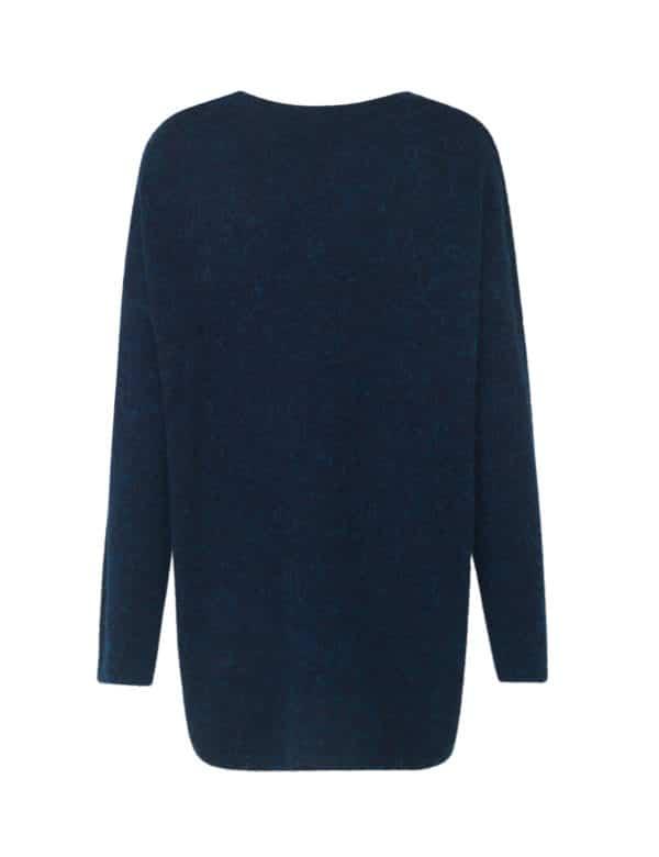 Jersey azul marino mbyM