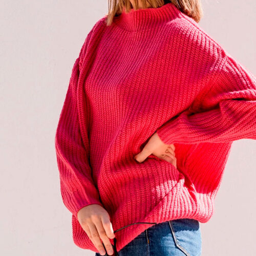 jersey-punto-color-rosa-1
